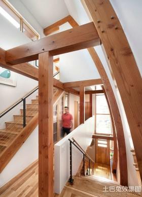 > 复式楼楼梯图片