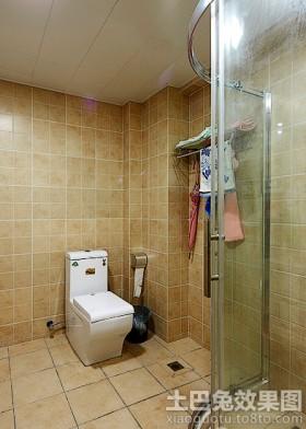 4平米卫生间卫浴隔断装修效果图