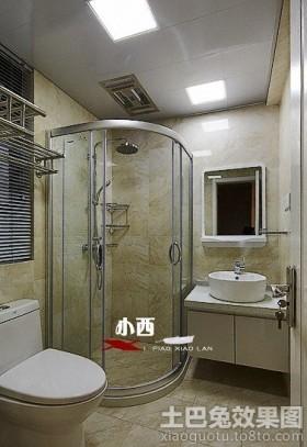 3m干湿分离卫生间装修效果图.