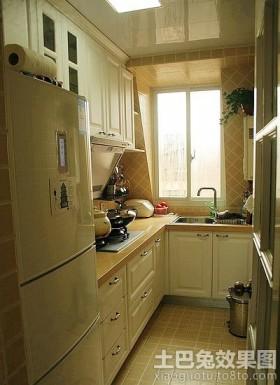 > 小户型厨房装修效果图