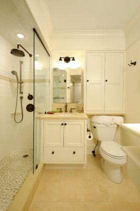 厕所 家居 设计 卫生间 卫生间装修 装修 280_423 竖版 竖屏