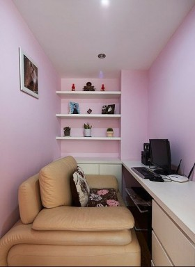 > 超小书房装修效果图图片