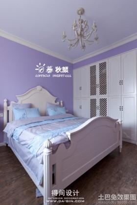 2013年欧式风格卧室装修效.图片