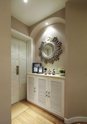 入户玄关柜装饰效果图欣赏