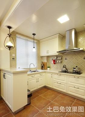> 开放式厨房吊顶图片