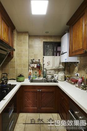 九正家居网 > 装修图库 > 70平米小户型厨房装修效果图