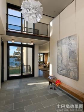 别墅地板砖效果图大全别墅装修客厅地板砖图图片13