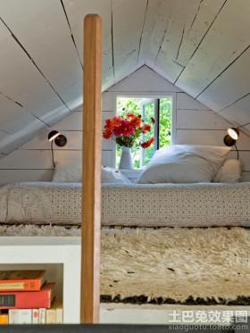 小型阁楼装修设计图