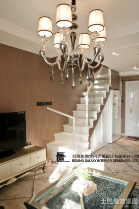 80平米复式楼家居设计效果图图片
