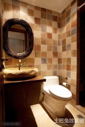 超小卫生间装修效果图片欣赏