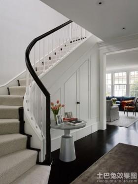 现代风格室内楼梯设计图片欣赏.