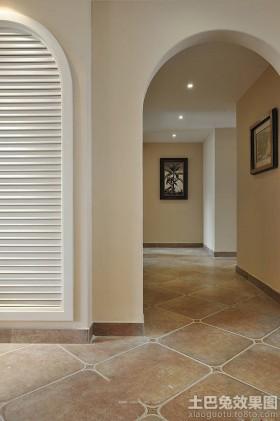 d走廊地板砖效果图玄关走廊地板砖效果图图片3